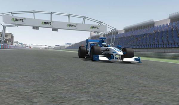 Web TV: Formule 1 RTBF